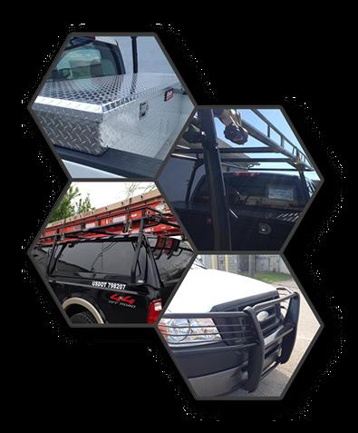 Truck Upfitting Creech Ladder Nashville Middle Tennessee
